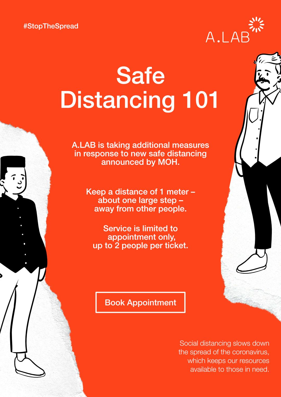Safe Distancing 101